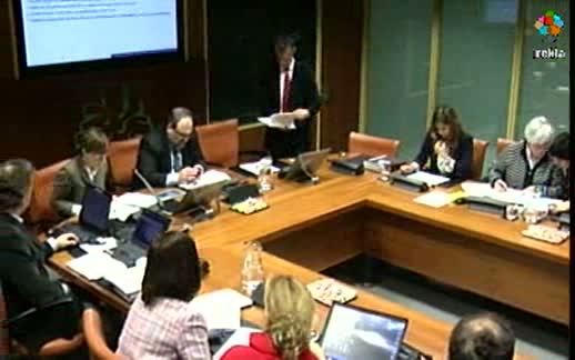 Presentación en Parlamento del III Plan de Inmigración [149:50]