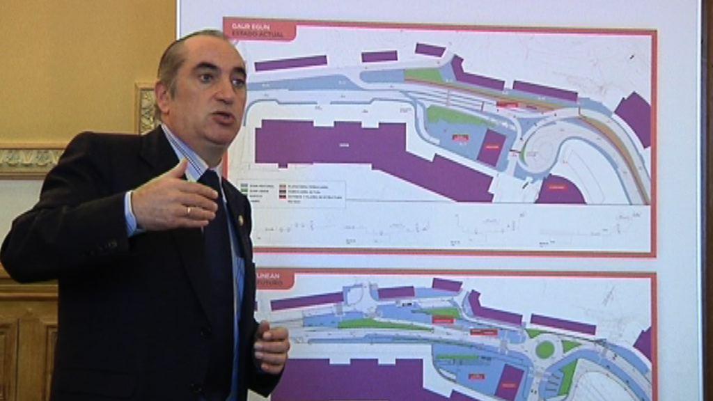 El Gobierno Vasco iniciará en otoño las obras de desdoblamiento del tramo Amaña-Ardanza de la línea férrea Bilbao-San Sebastián   [2:15]