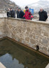 Una delegación de Castilla y León visita Salinas de Añana