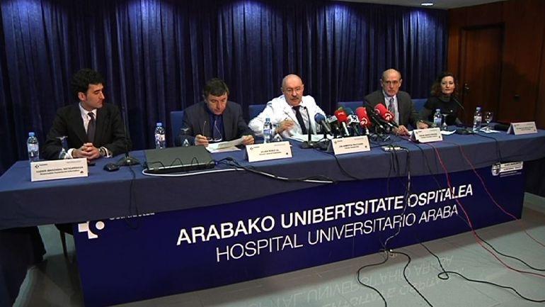 Osakidetza registra la radiación de las pruebas a las que se someten los pacientes