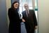 Ares informa a la Comisaria de Asuntos de Interior, Cecilia Malmström, de los proyectos sobre memoria y convivencia
