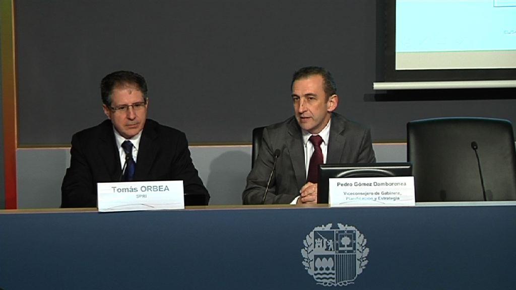 El Grupo SPRI respaldó a 4.300 empresas con 280 millones en aportaciones durante 2011 [1:42]