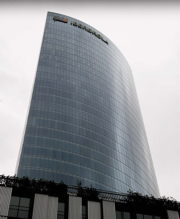 Inaugurada la torre Iberdrola