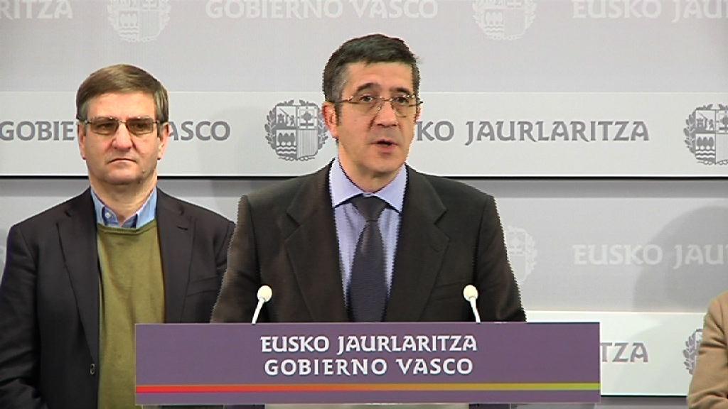 El Lehendakari presenta el Plan de Lucha contra el Paro 2012 [41:42]