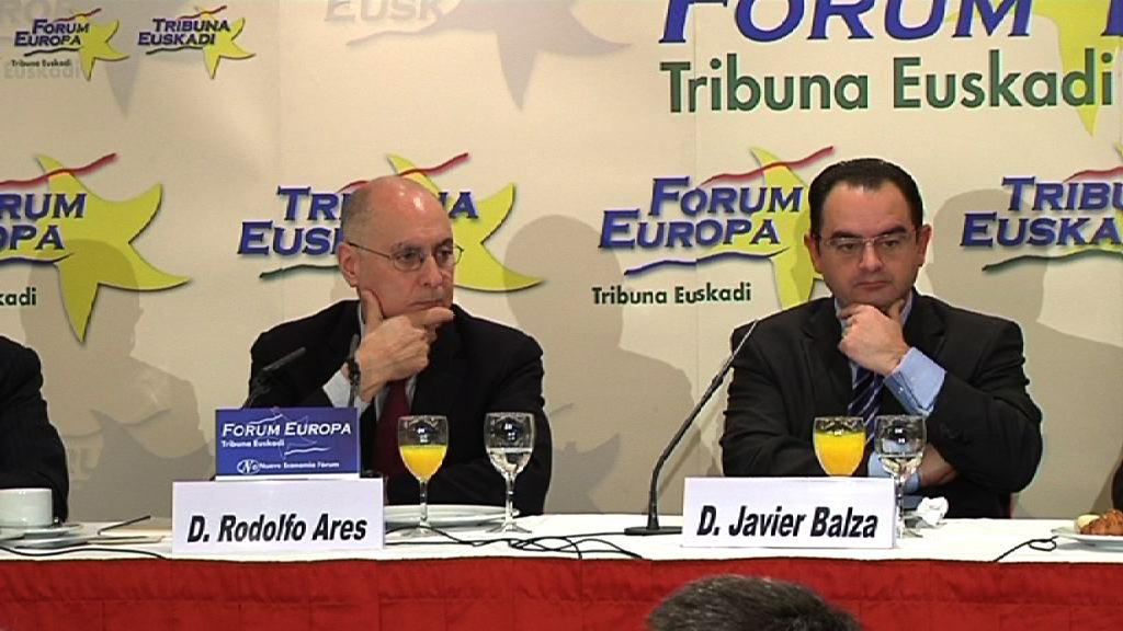 Rodolfo Ares en el 'Foro Europa - Tribuna Euskadi' [61:50]