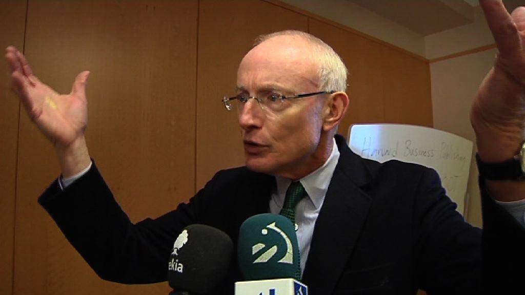 La Universidad de Harvard reconoce a Euskadi como un ejemplo de desarrollo económico [2:14]