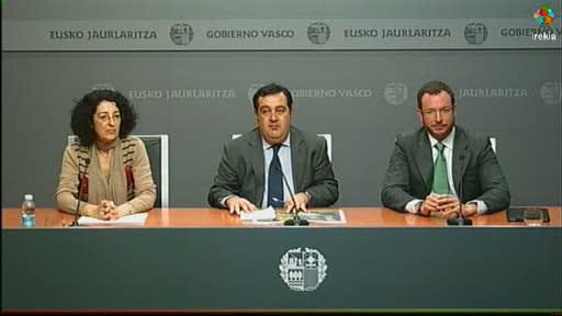 El Gobierno Vasco ampliará el tranvía de Vitoria con seis nuevas paradas hacia el este de la ciudad  [24:32]