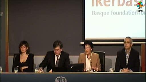 Ikerbasque atrae a Euskadi 40 millones de euros para investigación en sus primeros cinco años [45:47]