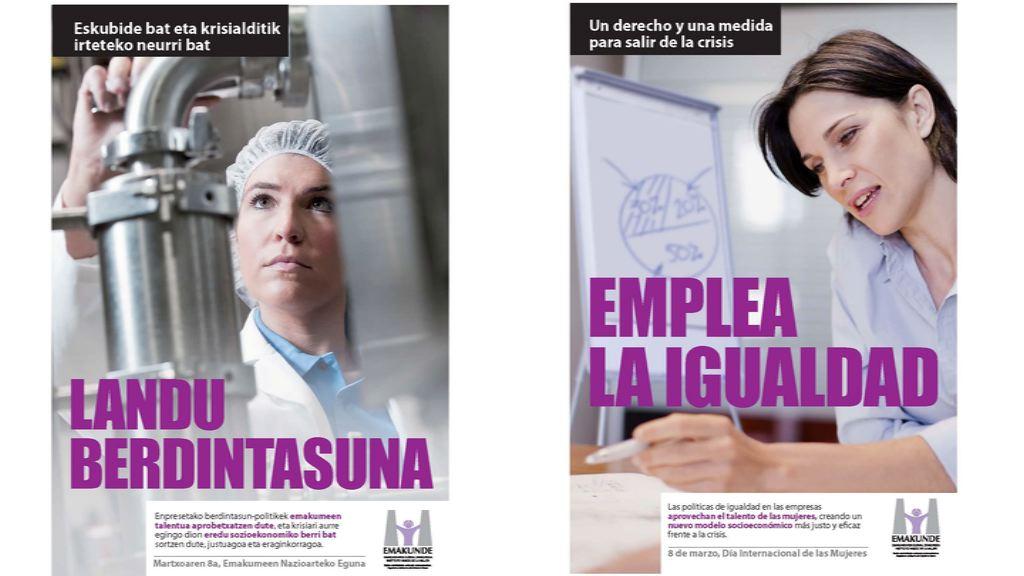 Presentación de la campaña del 8 de marzo, Día Internacional de las Mujeres [1:57]