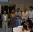 Representantes del Gobierno Vasco asisten a los festejos del 90º aniversario del Centro Denak Bat de Arrecifes