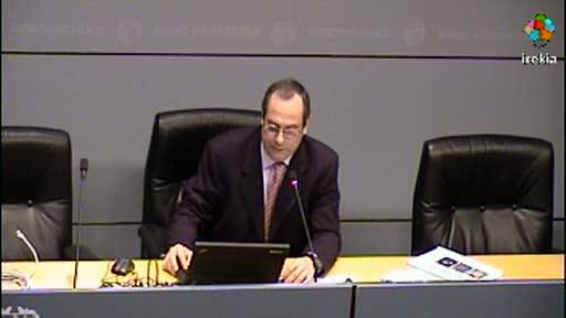 El Gobierno vasco ha presentado a los Ayuntamientos el inventario y el diagnóstico de las necesidades de intervención del parque edificado [39:41]