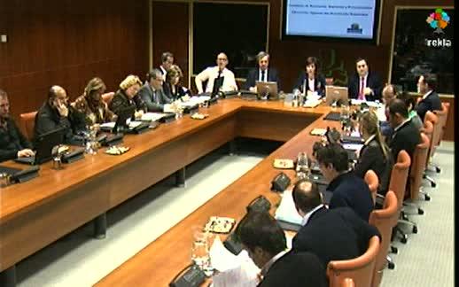 Comparecencia: Consejero de Economía, Hacienda (13-3-2012) [200:53]