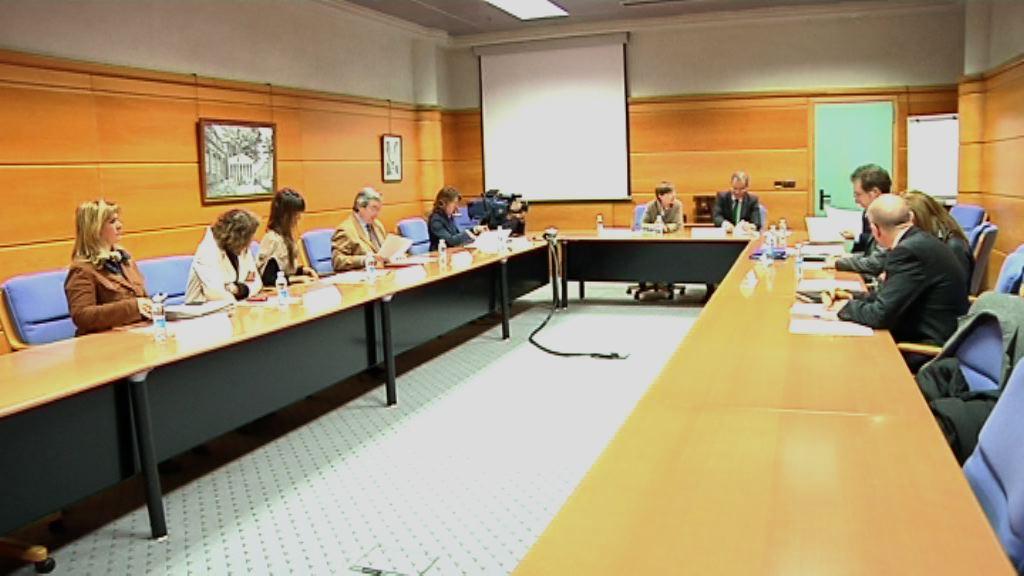 El nuevo Consejo Vasco de la Inspección de Trabajo visualiza la transferencia y permitirá una mejora del servicio [1:14]