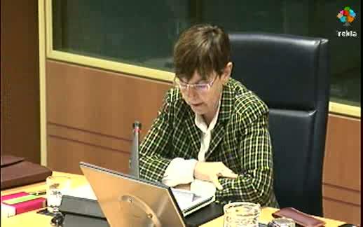 Comparecencia: Consejera de Empleo y Asuntos Sociales (14-3-2012) [53:19]