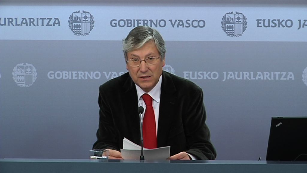 """Más de la mitad de los vascos no sabe quién recauda los impuestos en Euskadi, según el estudio """"Modelo de país"""" [20:54]"""