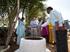 Bisita nekazaritza-proiektura eta topaketa familia onuradunekin