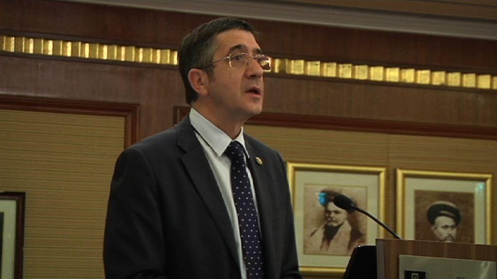 Las exportaciones a los países en los que el Gobierno Vasco ha realizado una misión institucional crecen un 57% [10:23]