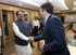 (INDIA) Lehendakariak bilera izango du Zientzia eta Teknologia ministroarekin