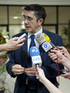 """El Lehendakari confía en alcanzar, """"en próximas fechas"""", el consenso necesario en torno a la ponencia parlamentaria para la convivencia y la memoria"""
