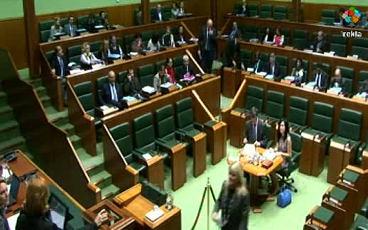 Pleno Ordinario (22-3-2012) [242:01]