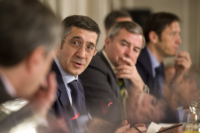 Intervencion del Lehendakari en el Foro Europa Press