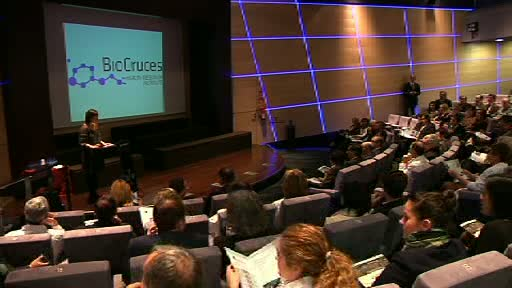 Biocruces, leading health research institute of Bizkaia  [101:06]
