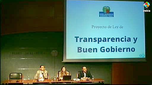 Taller de Innovación sobre Ley de Transparencia [117:17]