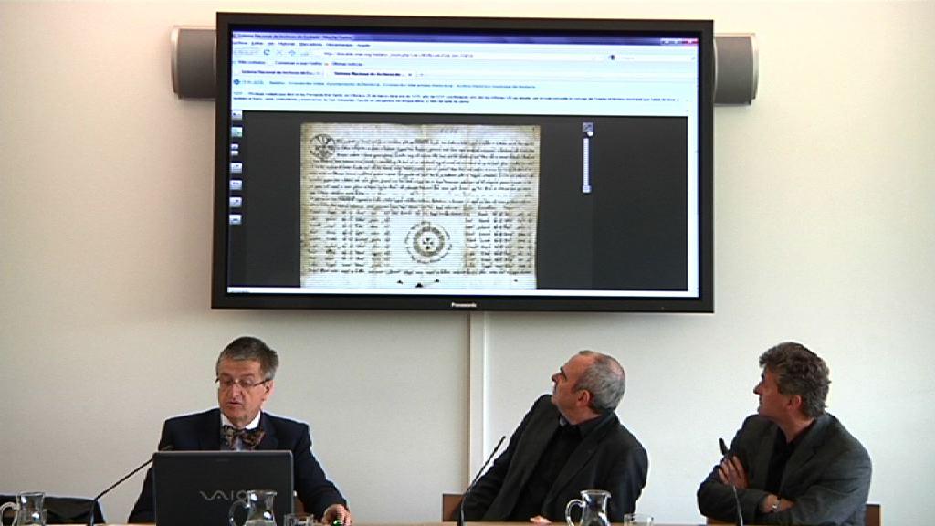 Cultura reúne en Dokuklik la red de archivos públicos y privados del País Vasco, con seis millones de documentos de los siglos XIII al XX [44:16]