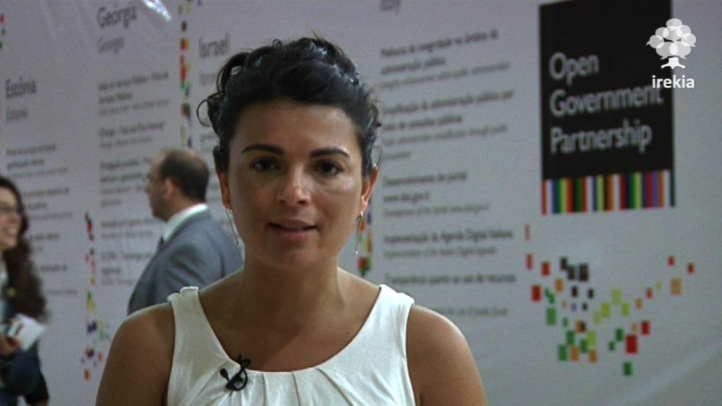 Irekia participa en la redacción de un Manifiesto de Gobierno Abierto [0:50]