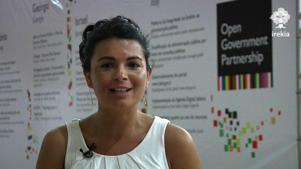Irekia reconocida entre los expertos internacionales en Gobierno Abierto [1:55]