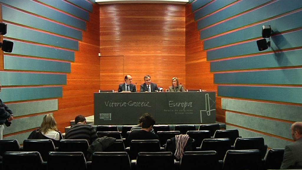 Vitoria-Gasteiz reúne a los principales expertos mundiales en las jornadas de gas no convencional [34:52]