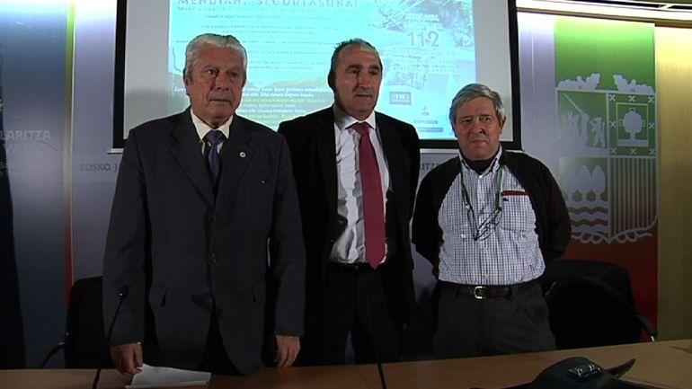 El Gobierno Vasco impulsa una campaña de prevención dirigida a los amantes de la montaña