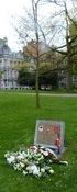 La ciudad de Lieja inicia en Bélgica las conmemoraciones del 75 aniversario del bombardeo de Gernika