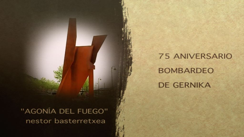 Euskadi recuerda el Bombardeo de Gernika  [2:33]