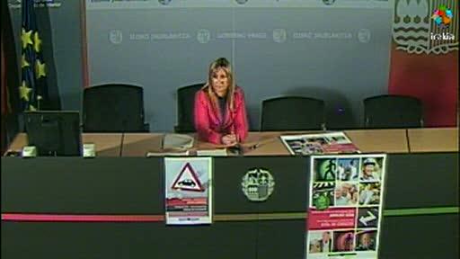 La Dirección de Tráfico presenta una guía de prevención dirigida a personas mayores  [6:56]