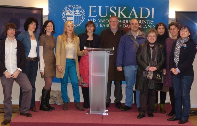 Ayuntamientos y ONG de Euskadi abren nuevas oportunidades gracias a una sesión informativa sobre cooperación al desarrollo, organizada por la Delegación de Euskadi para la UE