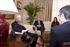 El embajador de Perú visita Euskadi