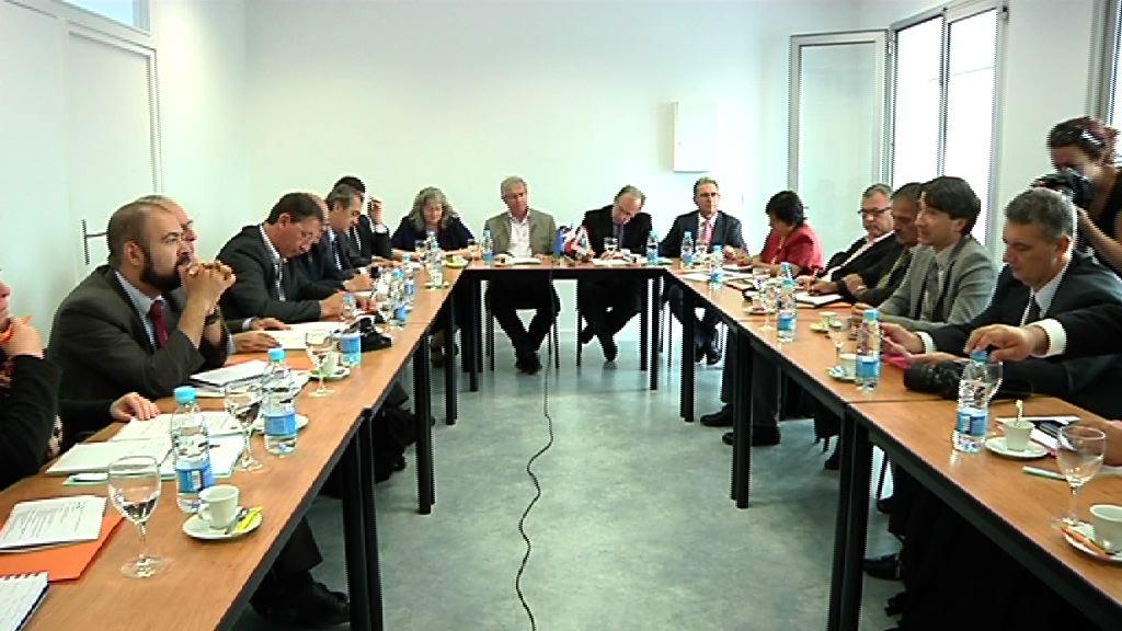 Latinoamerikako zenbait adituk Akitania-Euskadi euroeskualdea ezagutuko dute  [29:45]