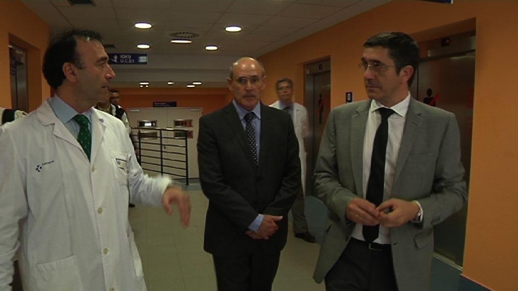Euskadi ahorra 60 millones de euros gracias a la estrategia de crónicos, más de lo que se ingresaría aplicando el copago farmaceútico [11:06]