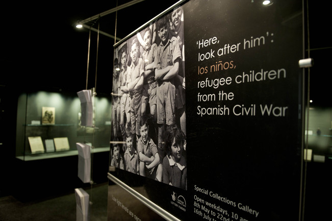 Omenaldia. Basque Children of '37