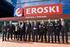 El Lehendakari visita la sede central de Eroski en Elorrio