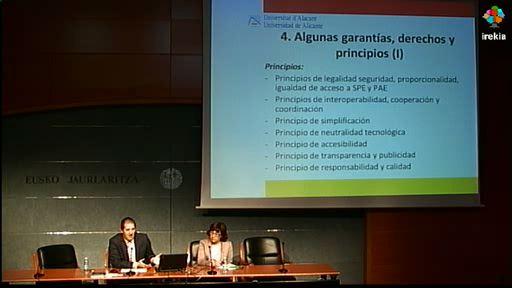 """Decimotercer Taller de Innovación Pública: """"Conceptos de Administración Electrónica"""" [99:24]"""