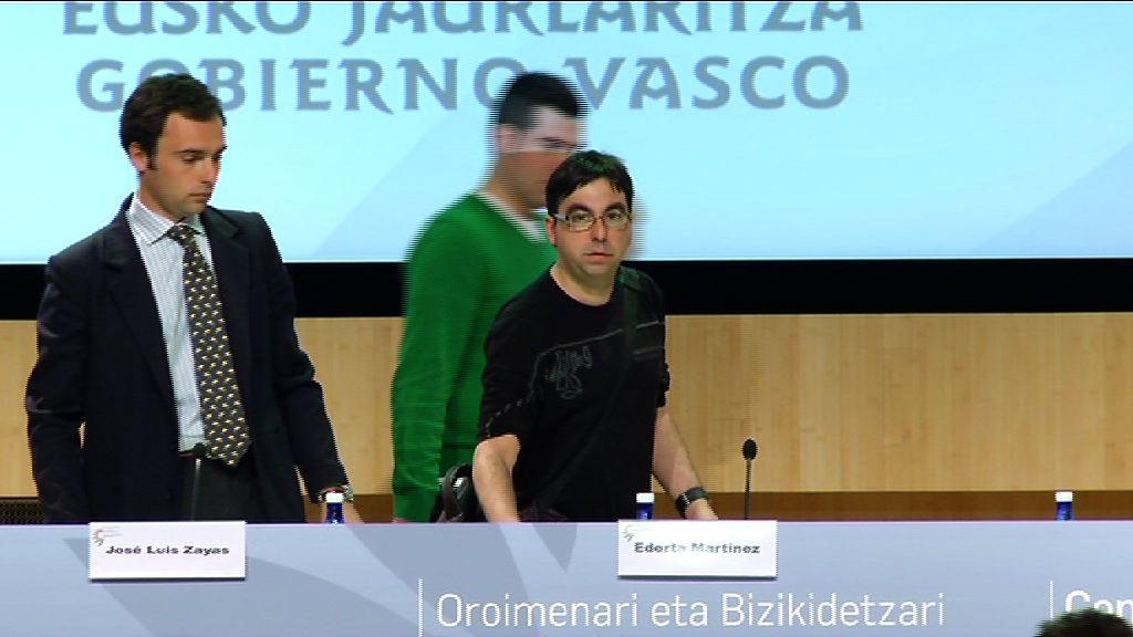 Cuarta jornada del Congreso sobre Memoria y Convivencia, José Luis Zayas y Edorta Martínez [25:48]
