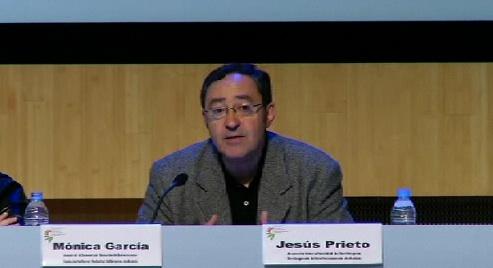 Sexta jornada del Congreso sobre Memoria y Convivencia, Ana Aizpiri, Mónica García, Jesús Prieto [30:32]
