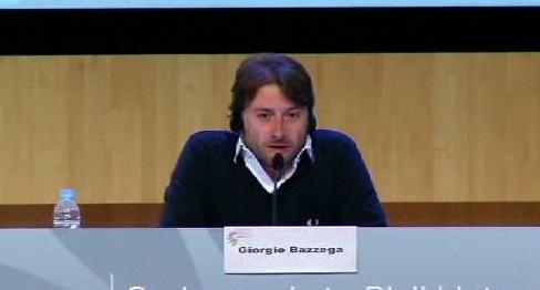 """Giorgio Bazzega: """"No es necesario perdonar para dialogar o convivir"""" [8:32]"""