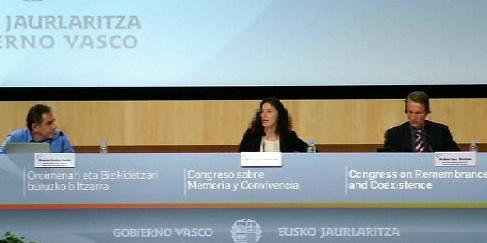 Última jornada del Congreso sobre Memoria y Convivencia, centros de la memoria [23:00]