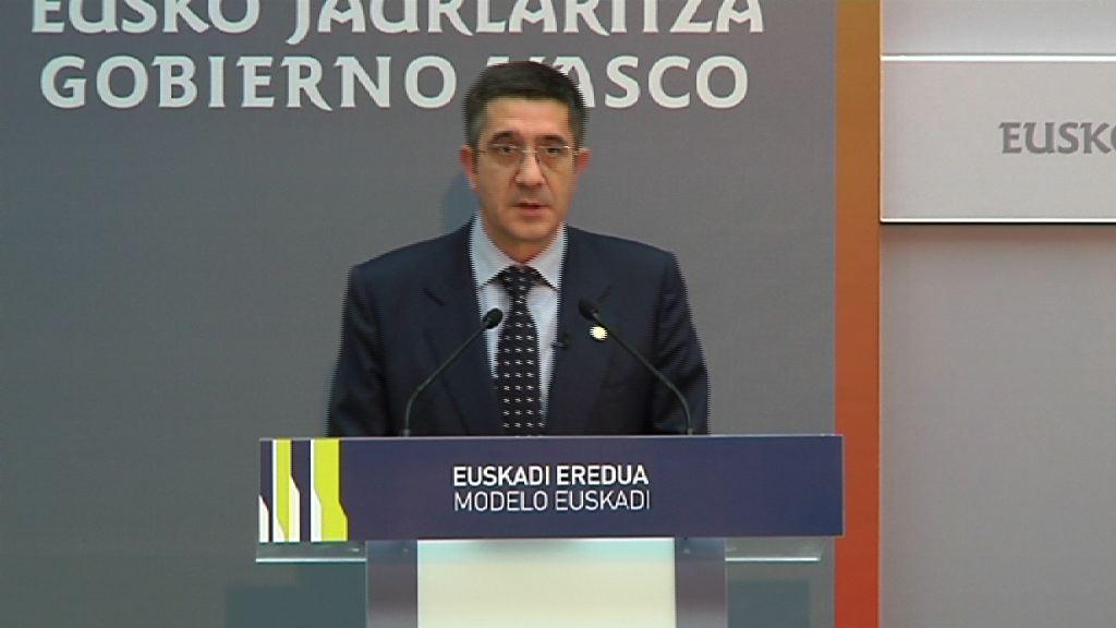 Lehendakariak ongizaterako eta berrikuntza sozio-sanitariorako Euskadi eredua eztabaidatuko du astelehenean [13:57]