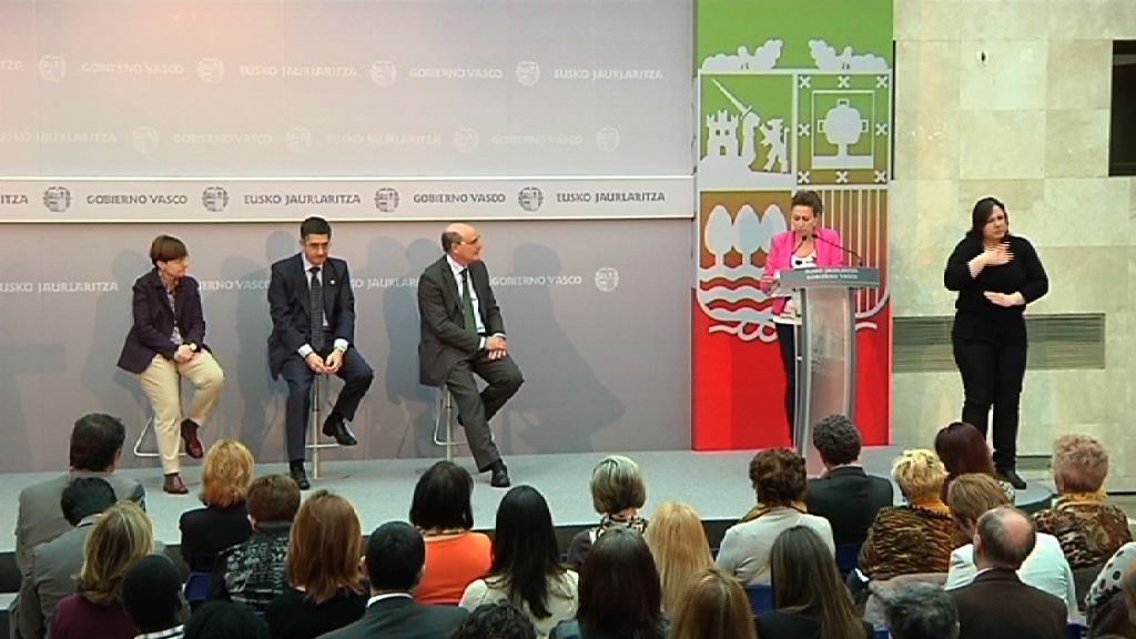 Debate sobre el Modelo Euskadi de Bienestar sociosanitario [94:44]