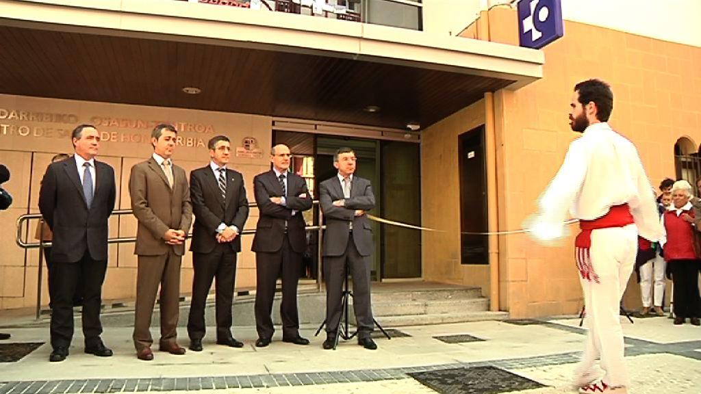 """Lehendakari: """"En Euskadi mantenemos un compromiso inversor y en contra de cualquier tipo de recorte"""" [9:11]"""