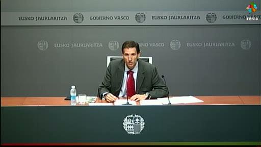 El Gobierno Vasco iniciará en Vitoria los actos de celebración de la Semana europea de la Energía sostenible [26:27]